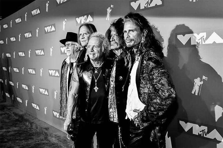Aerosmith, Classic Rock, Icons