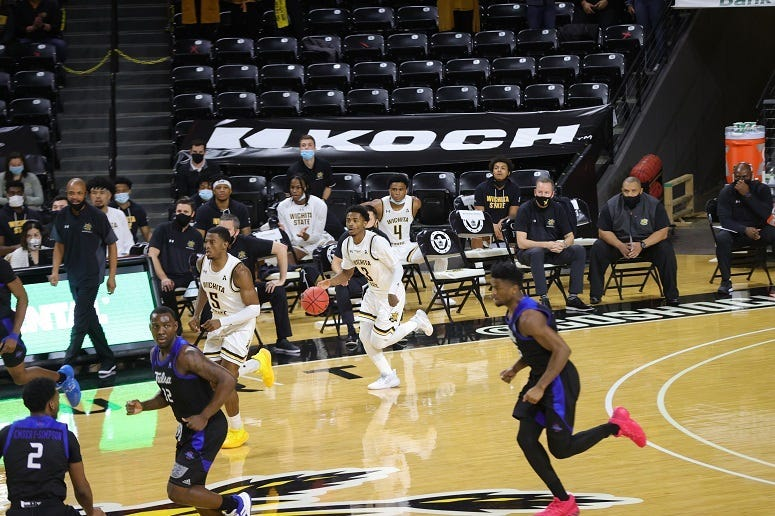 Shockers get a win over Tulsa