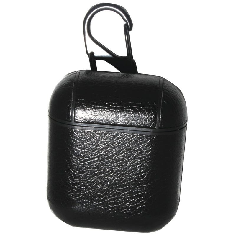Olivia Pratt Faux Leather Airpod Case