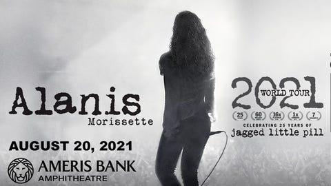 CONCERT: Alanis Morrisette
