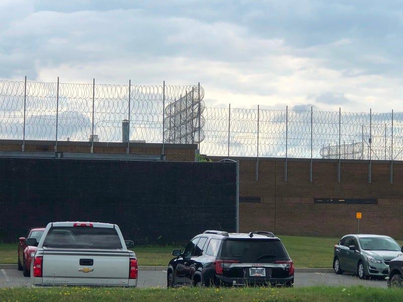 Alden Correctional Facility. July 13, 2020 (WBEN Photo/Mike Baggerman)