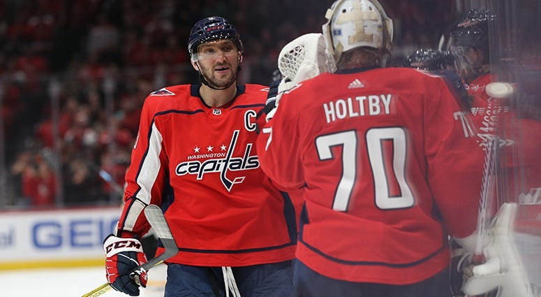 Todd Reirden: Capitals have the makings of a 'special group'