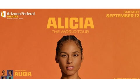 Alicia Keys (New Date!)