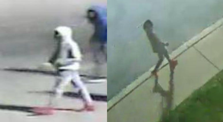 Police released photos of a person of interest in a fatal shooting June 8, 2020, in the 13000 block of South Ellis Avenue.