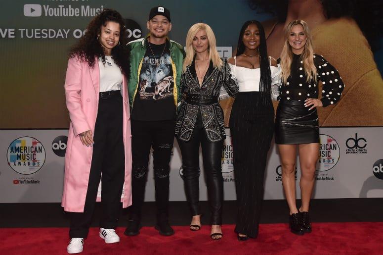 The 2018 AMA Nominations: Cardi B, Dua Lipa, Drake, Imagine