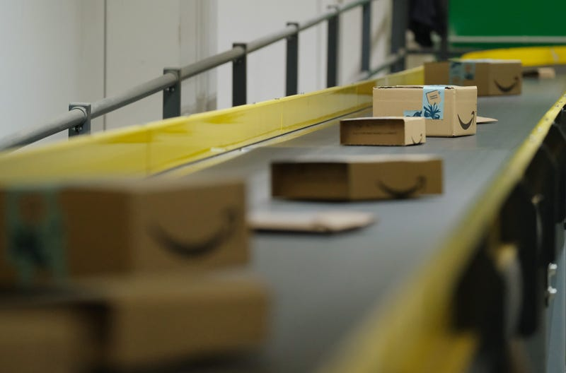 Amazon Distribution Center Generic Germany