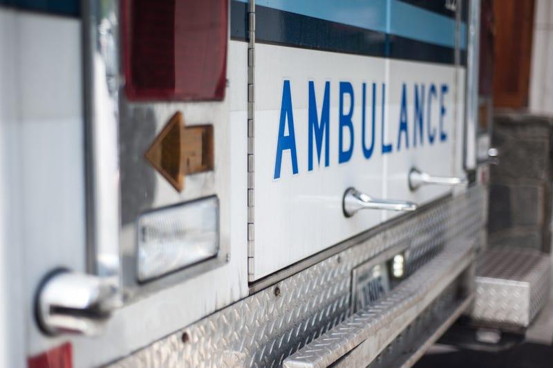 firetruck ambulance