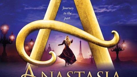 Broadway in Norfolk Presents Anastasia