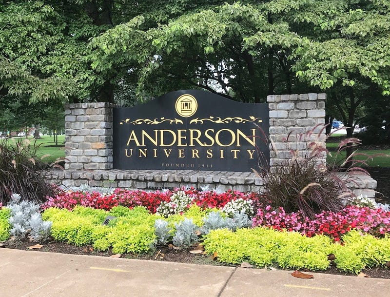 Anderson University - file photo
