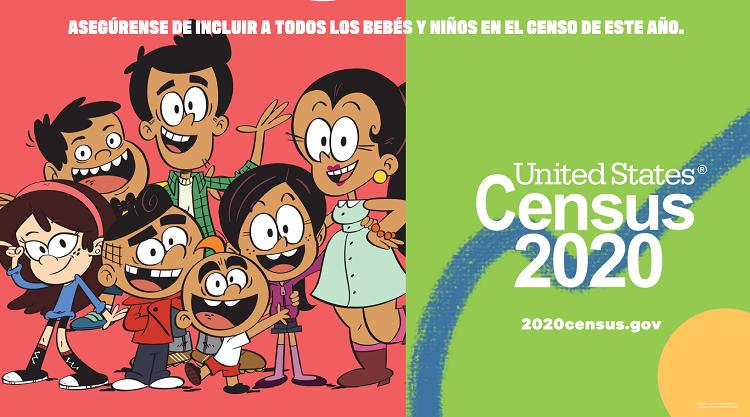 """En El Censo 2020 """"Cada Niño Cuenta"""""""