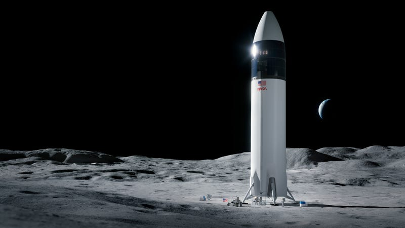 Moon Lander Appeal