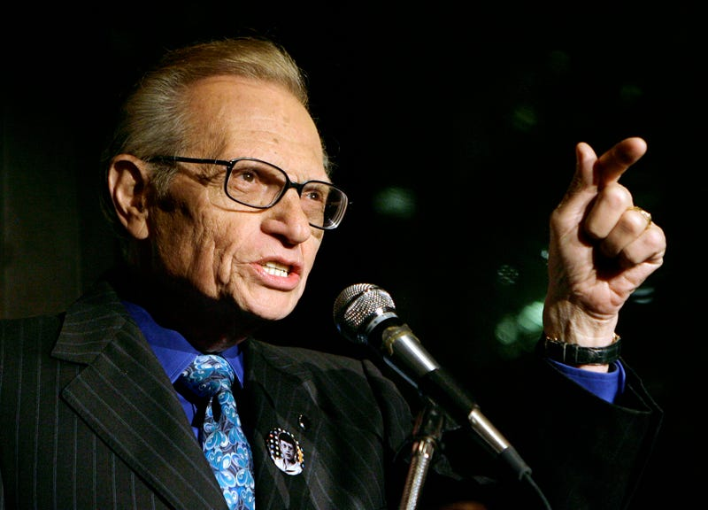Obit Larry King