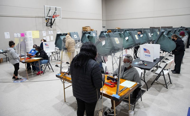 Election 2020 Texas 24 Hour Voting