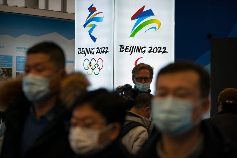Beijing Games Foreign Journalists
