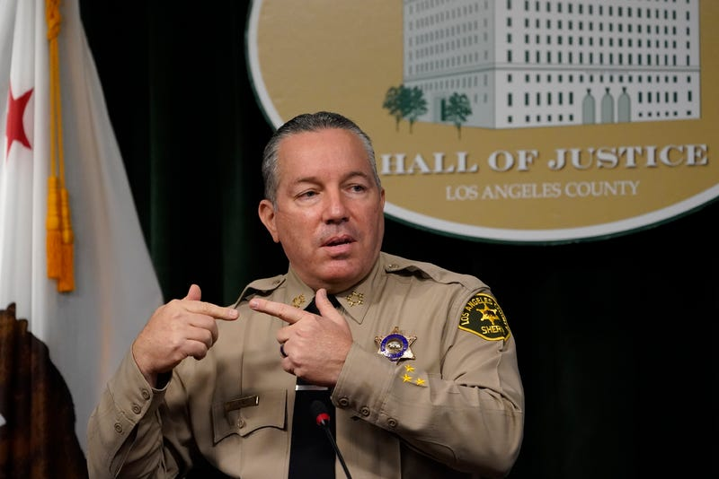 LA Sheriff's Department Civil Rights