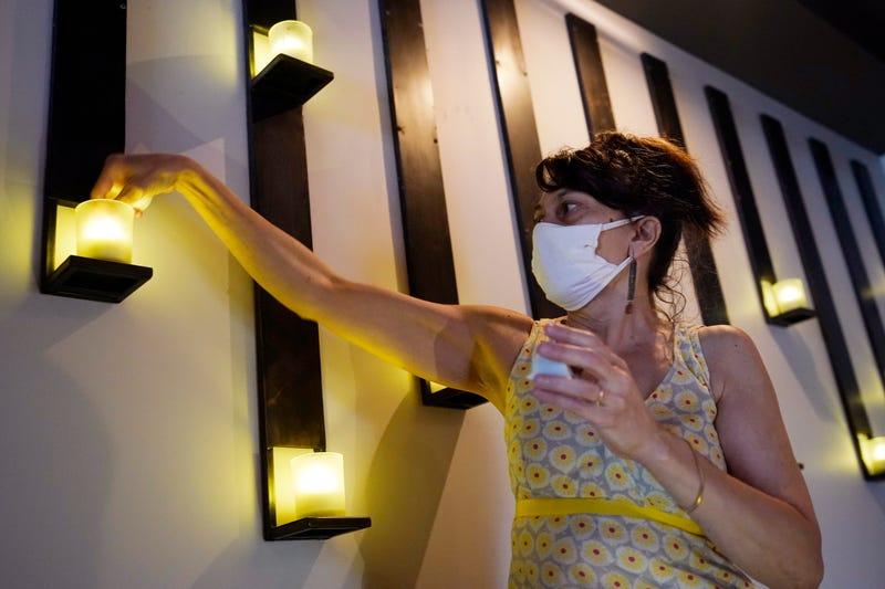 Virus Outreak Restaurants