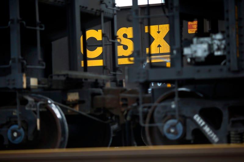 Earns CSX