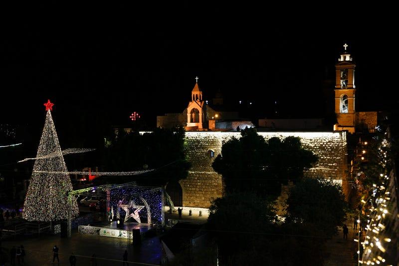 Palestinians Christmas