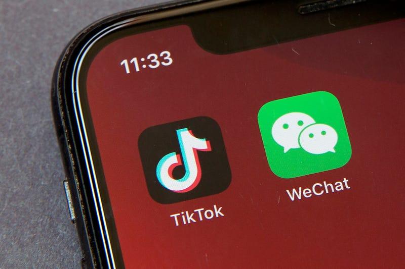 Q&A-Banning TikTok-WeChat