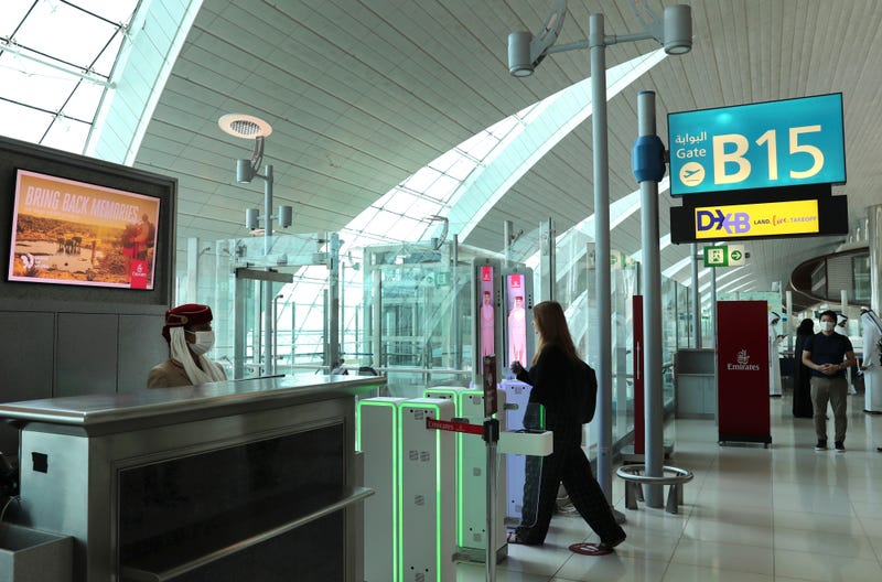 Emirates Facial Recognition