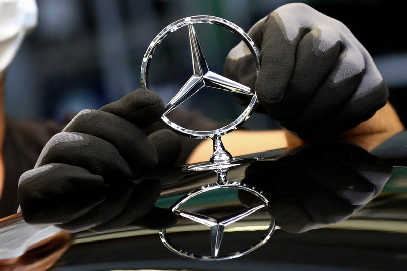 Germany Daimler Earns
