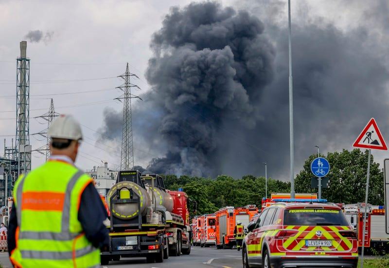 Germany Fire