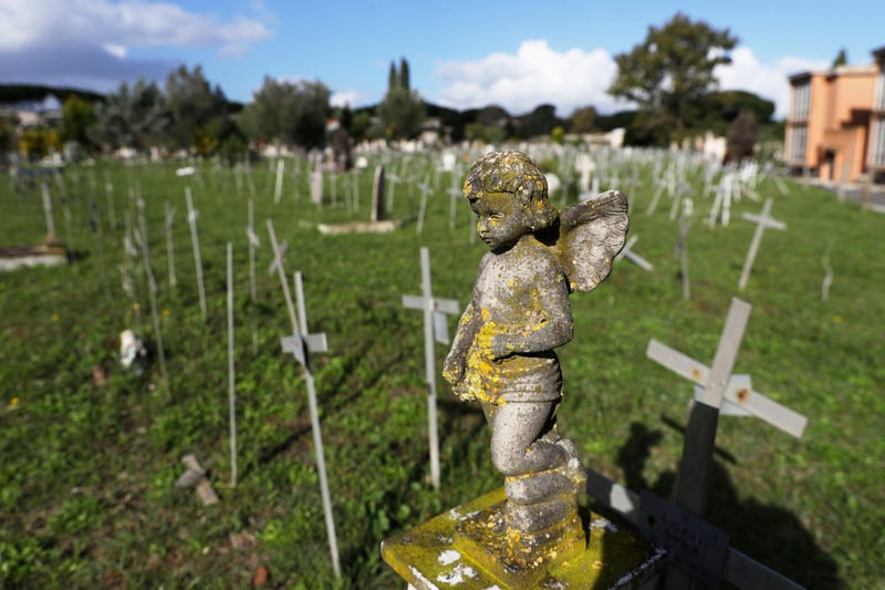 Italy Abortion Cemetery
