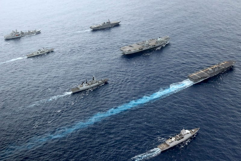 Indo Pacific Tensions