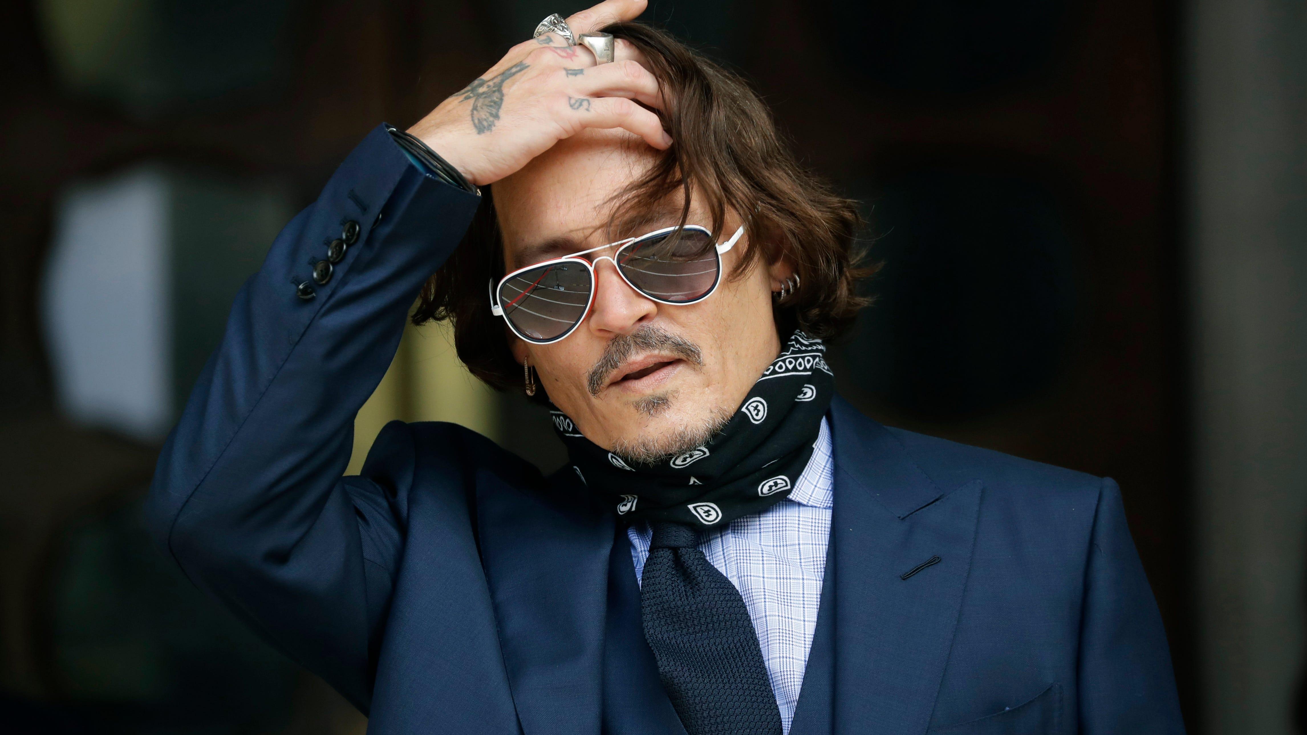 Johnny Depp Return