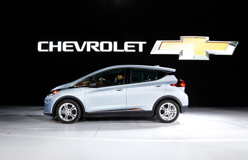 Auto Show Chevrolet