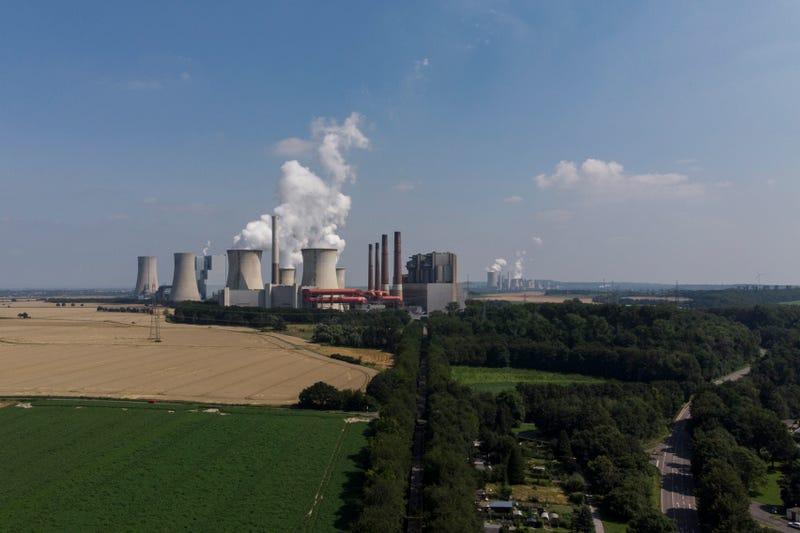 Germany Floods Climate