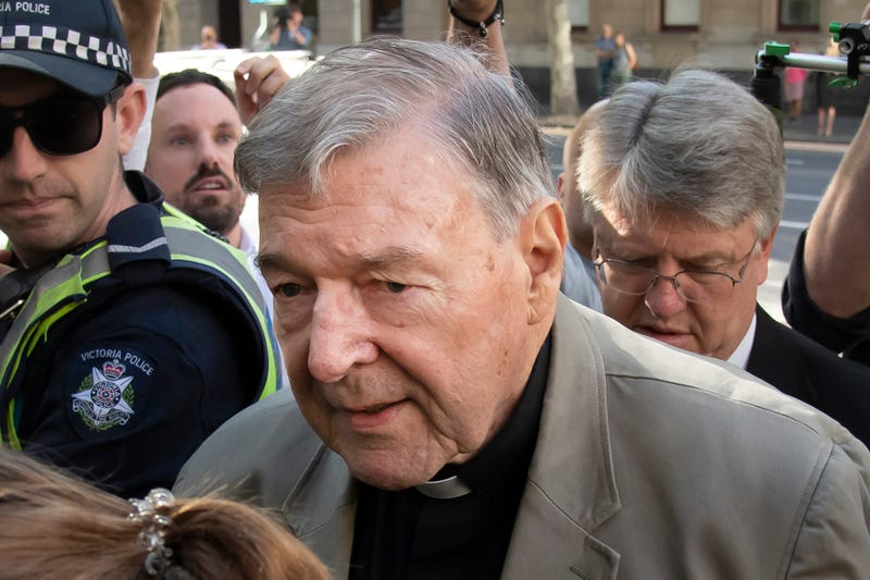 Australia Vatican Scandal