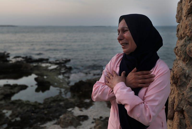 Lebanon Stranded At Sea
