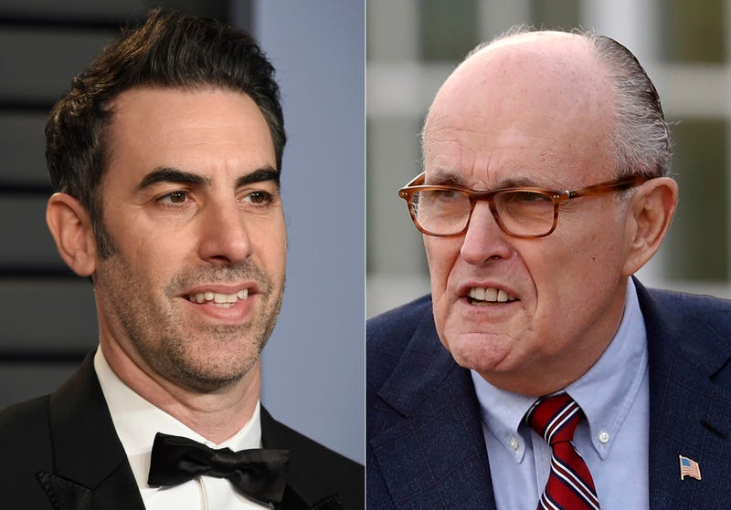 Film-Borat 2-Rudy Giuliani