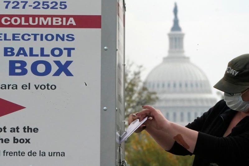 Election 2020 Early Voting Washington