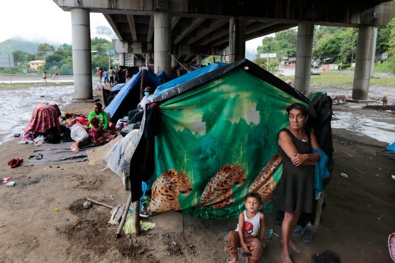 Honduras Hurricane Victims