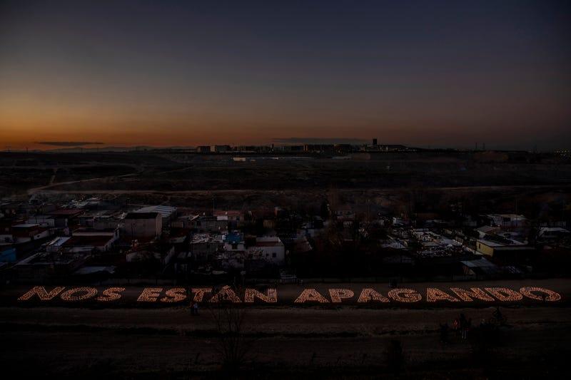 Spain Powerless Township
