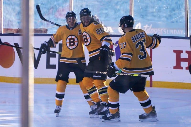 Flyers Bruins Hockey