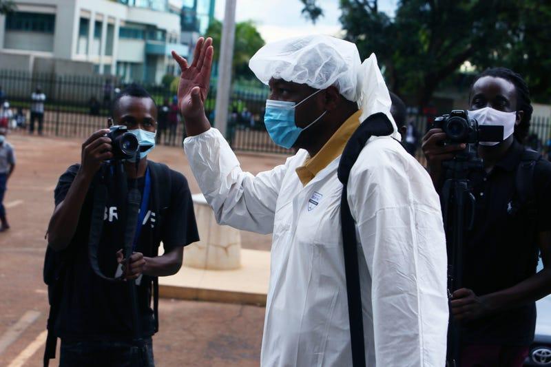 Zimbabwe Journalist Arrested