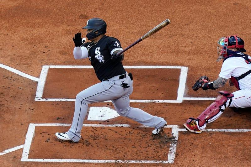 White Sox Mercedes Baseball