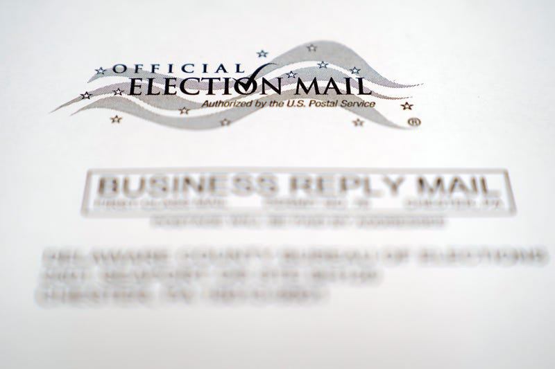 Election 2020 Supreme Court Pennsylvania Mail-In Voting