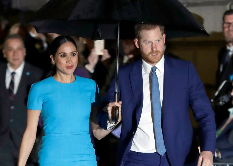 Britain Duchess of Sussex