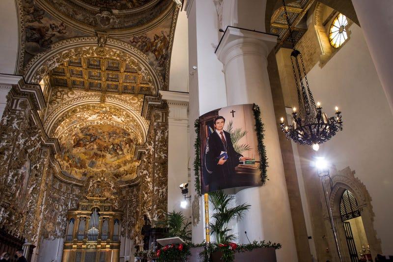 Vatican Mafia Judge