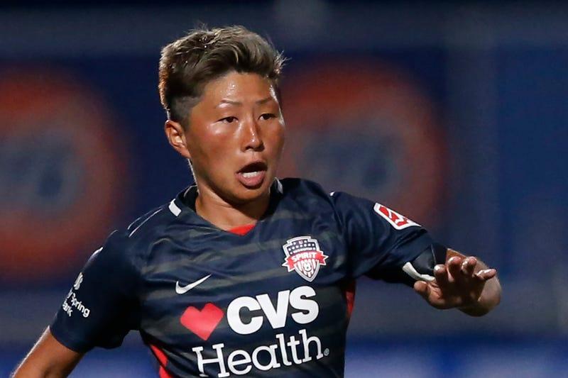Japan Soccer Transgender Player