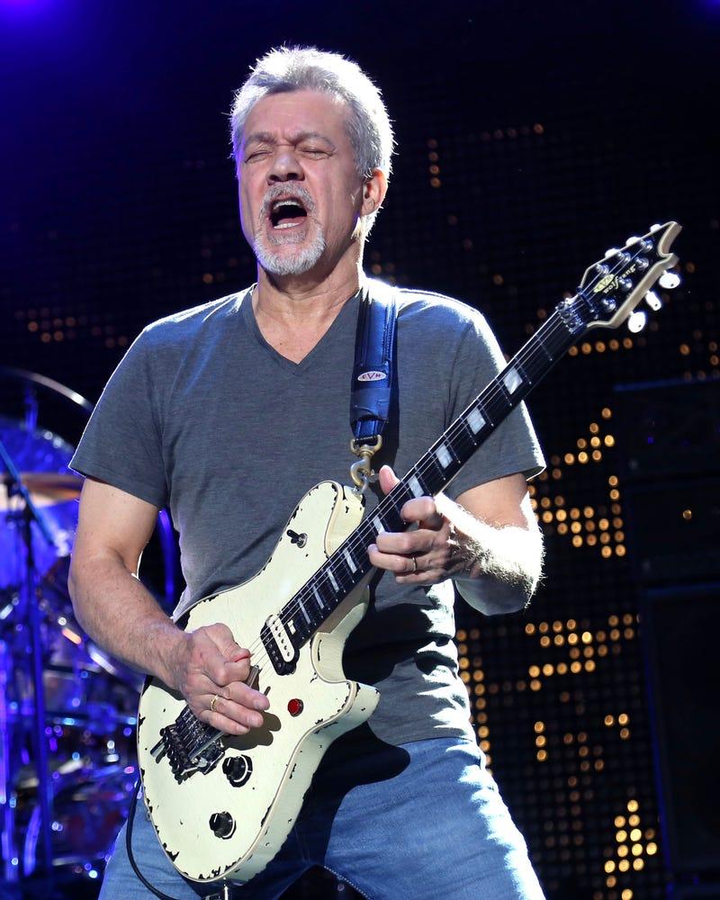 Eddie Van Halen California Memorial
