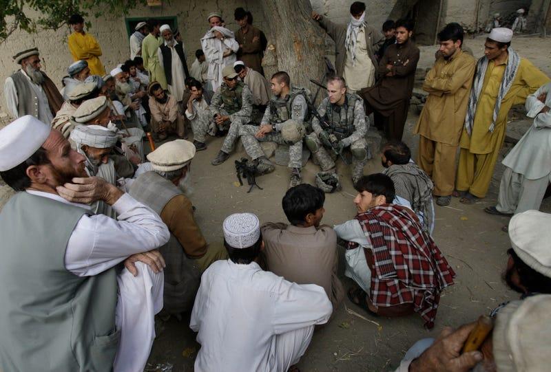 Afghanistan US Interpreter Visas