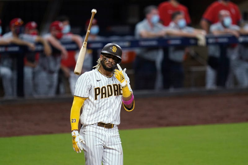 Padres Tatis Jr Contract Baseball
