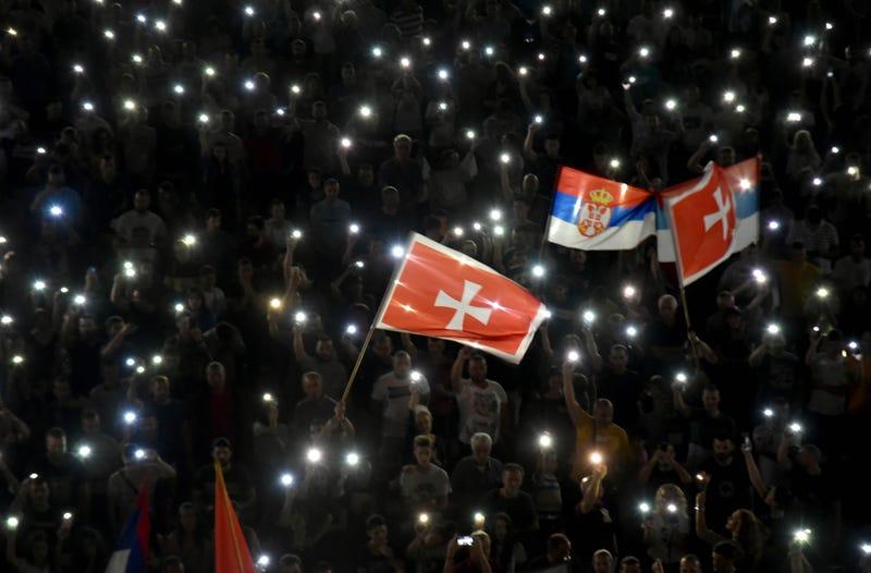 Montenegro Serbia Tensions