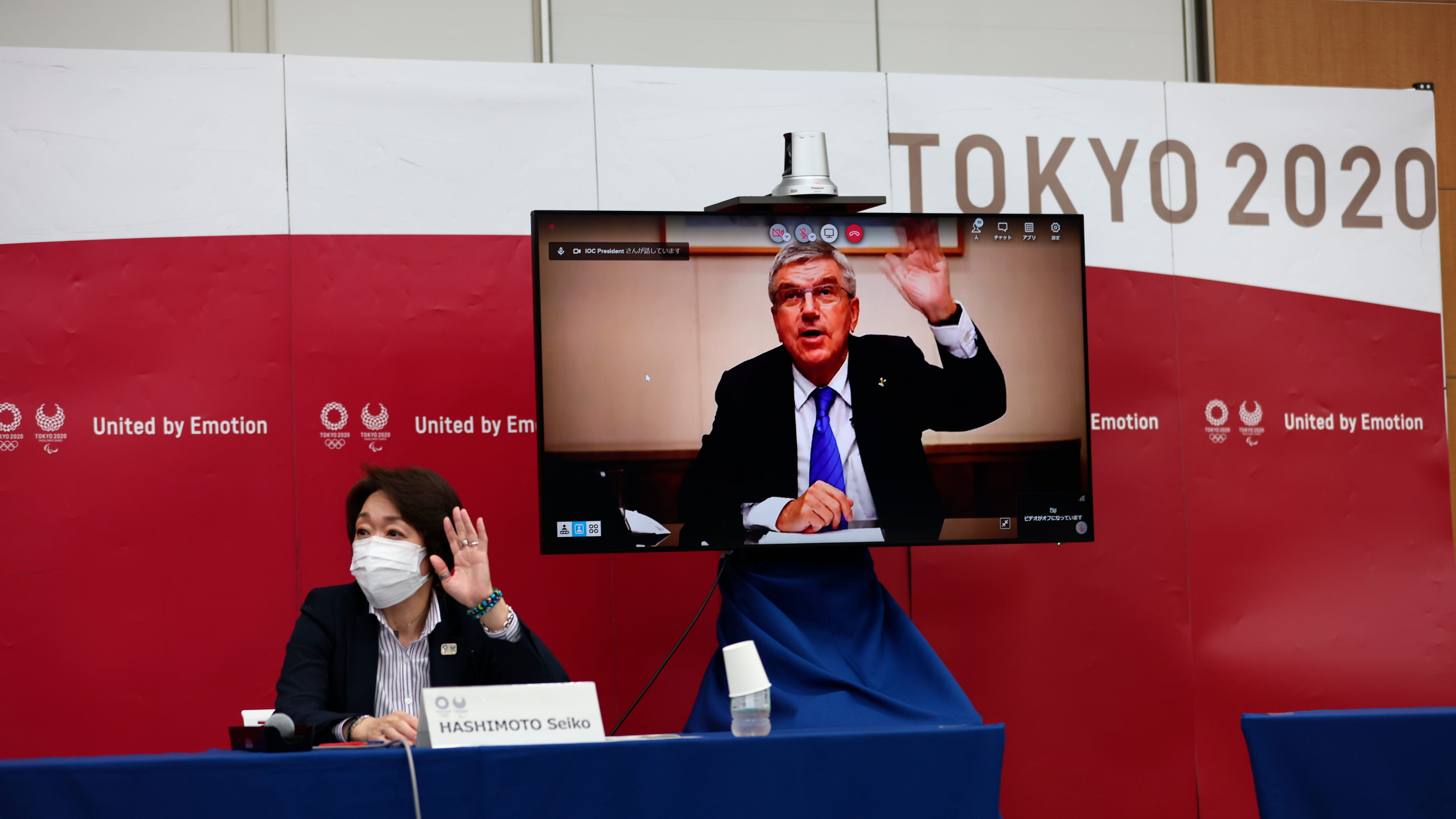 Japan bans fans at Tokyo-area Olympics venues due to virus