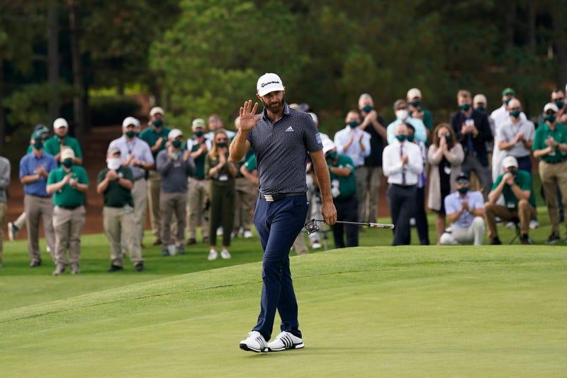 Masters Spectators Golf